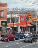"""Arbutus at 4th"" by Joanne Unruh"